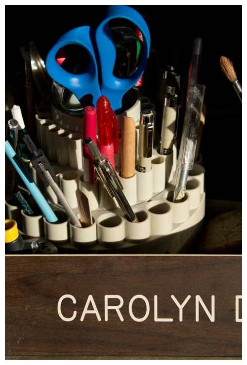 carolyn's art tools