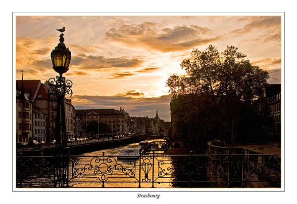 La petite France à Strasbourg