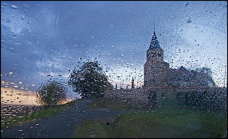 Pluie et froid.....