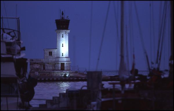 Le phare...