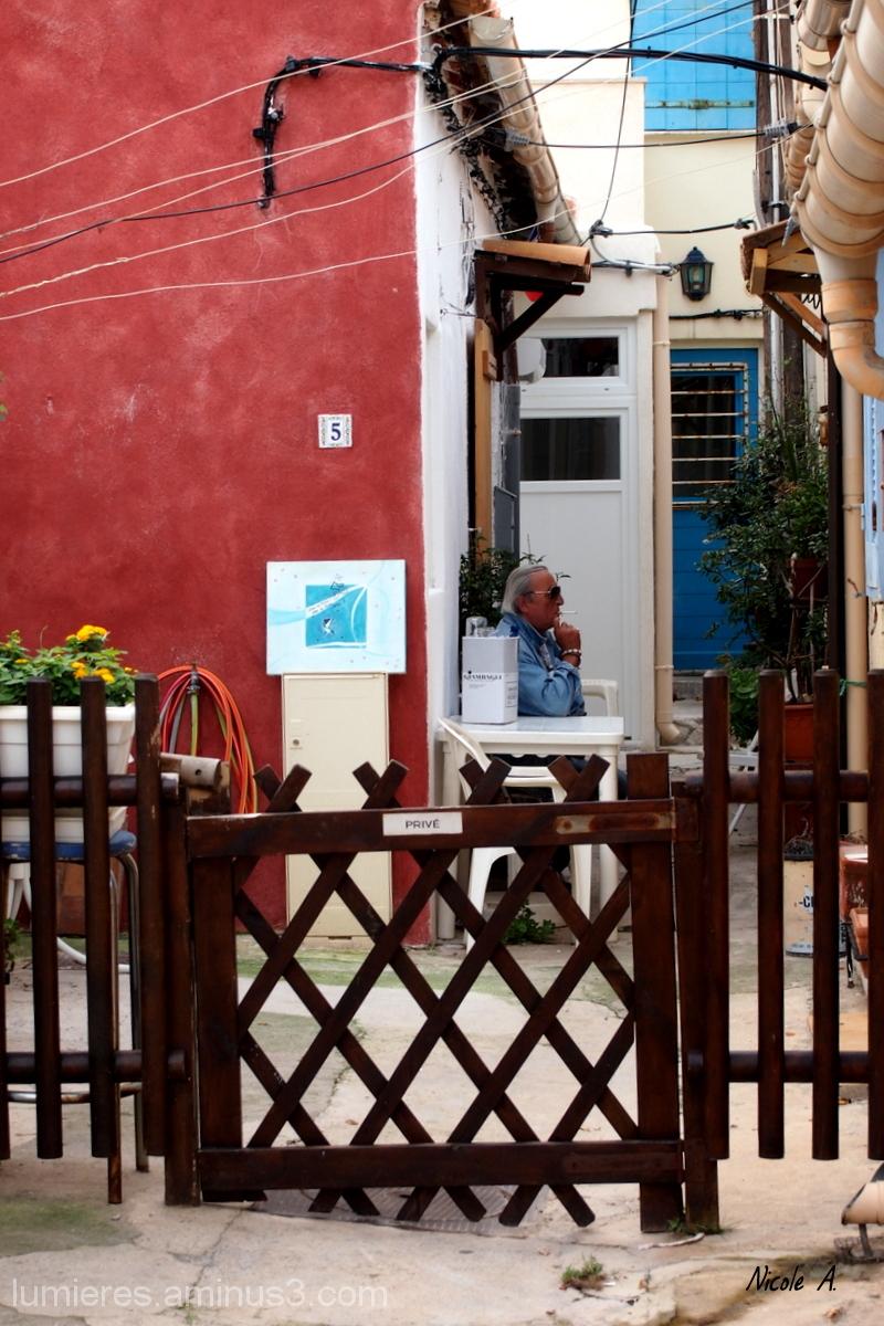 Typiquement Marseillais : le cabanon
