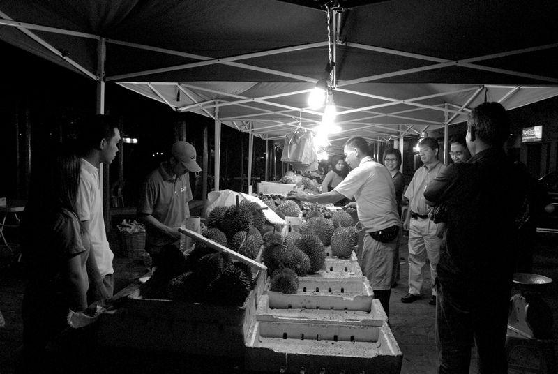Durians At Midnight
