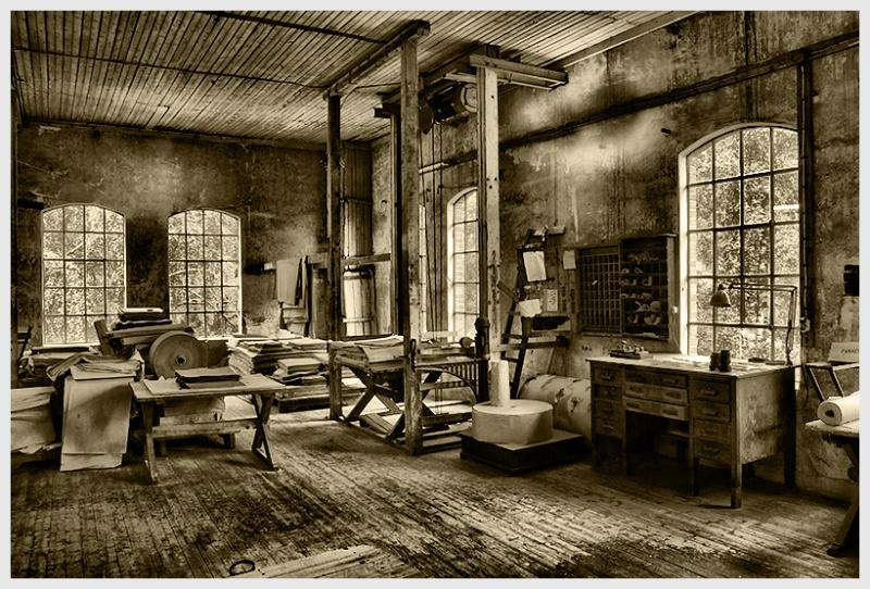 Very old industry II
