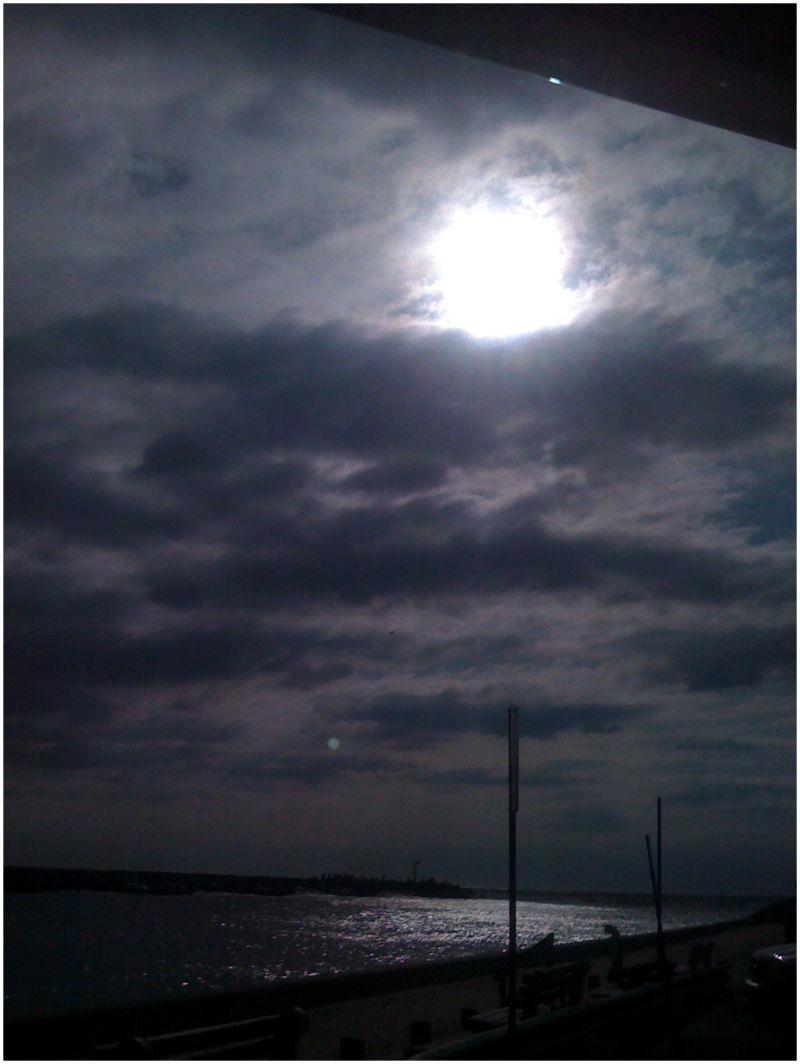 New Jersey sky