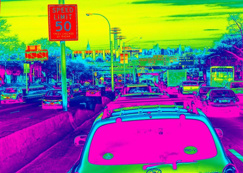 Long Island Expressway Fantasy