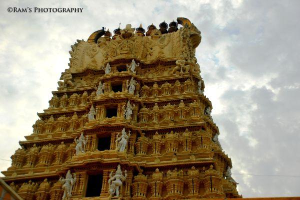 Gopuram 2 - Chamundi Temple, Mysore