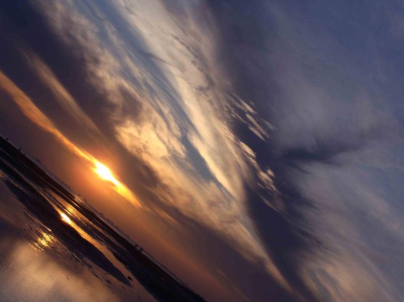 Bandar abbas Sunset