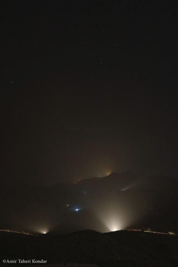 Night of Geno Mount Bandar Abbas