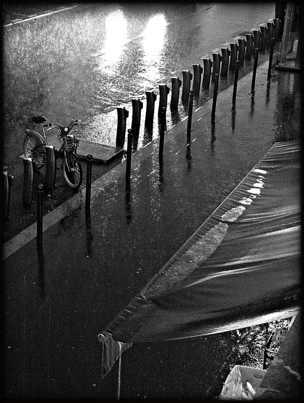 La solitude a toujours deux roues *