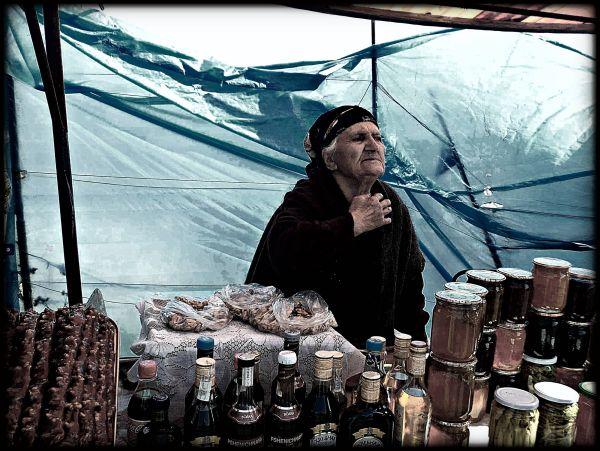 Miel d'Arménie, bon pour la gorge aussi ! *