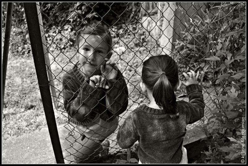 Toute soeur est un miroir (avec ou sans tain)