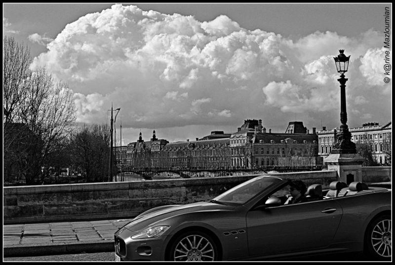 Dolce Vita & big cumulus