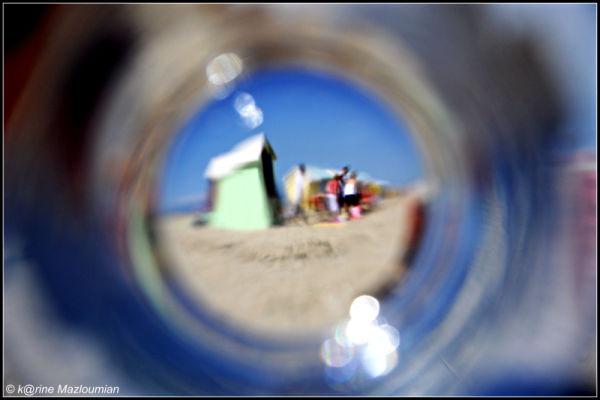 TOucher le fOnd puis entrevOir une plage pour sOi