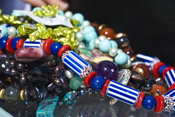 carnival beads