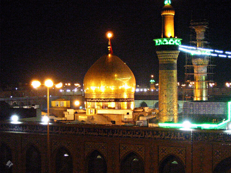 IMAM HOSSAIN SHRINE KARBALA IRAQ