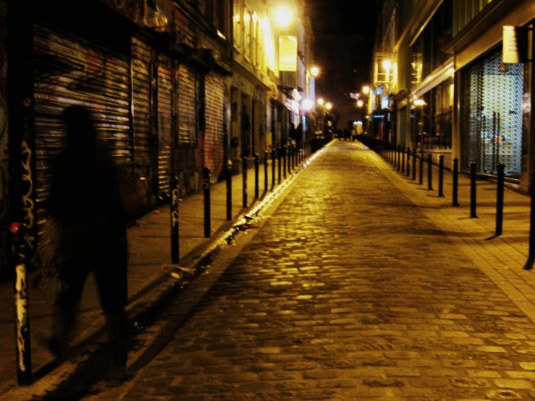 Belleville's by night