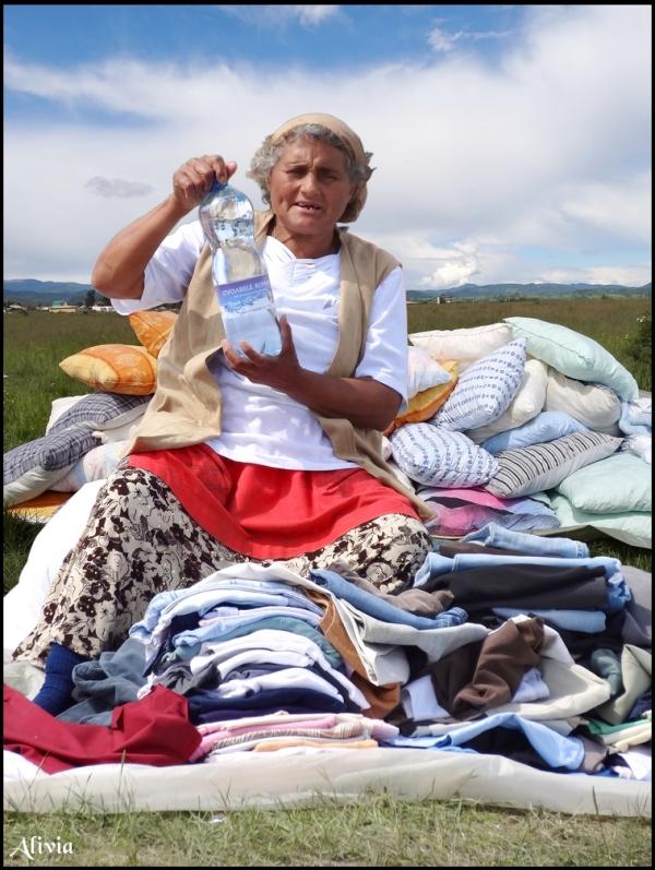 Portrait de femmes en Roumanie