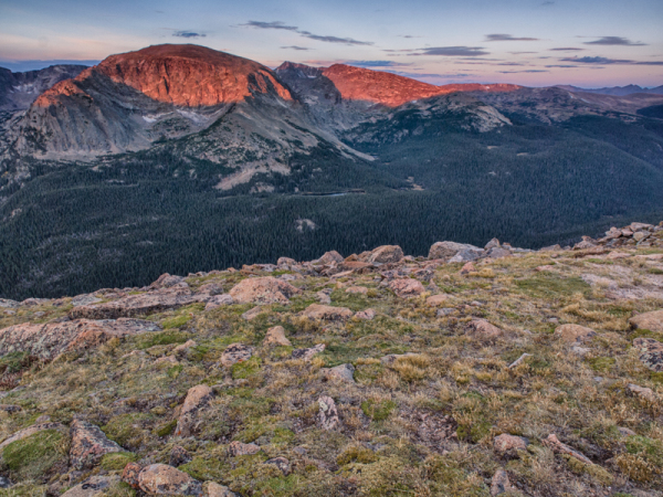 RMNP - Alpine Tundra Sunrise