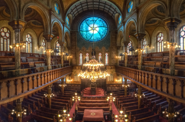 Main Sanctuary - Synagogue at Eldridge Street