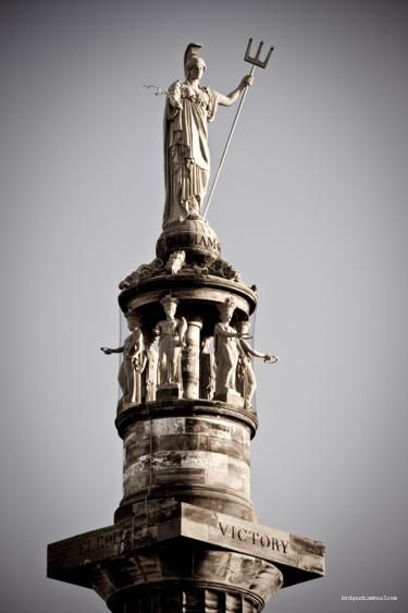 Britannia column