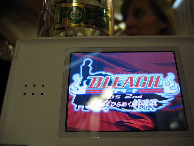 ds nintendo beer