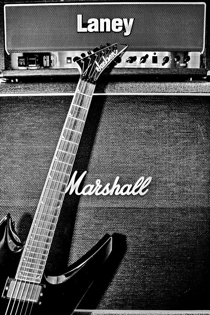 guitars music jackson marshall laney