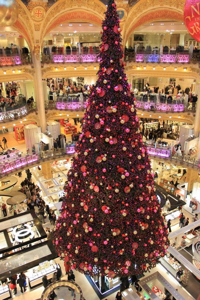 Christmas Shopping Lafayette