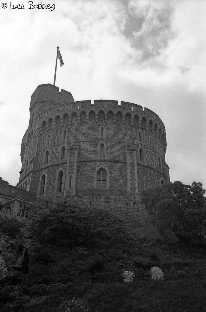Windsor Caste - Round Tower