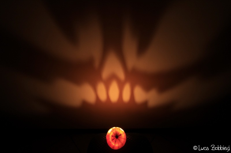 Jack O'Lantern Projection