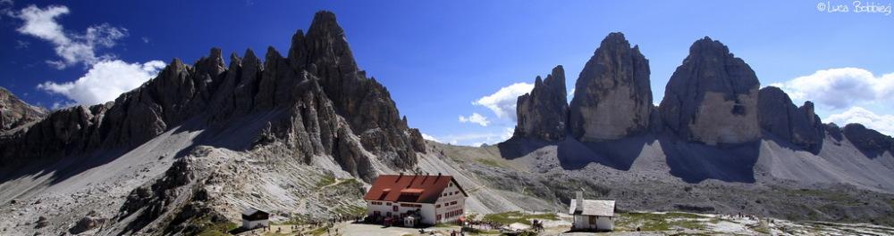 Monte Paterno e Tre Cime di Laveredo