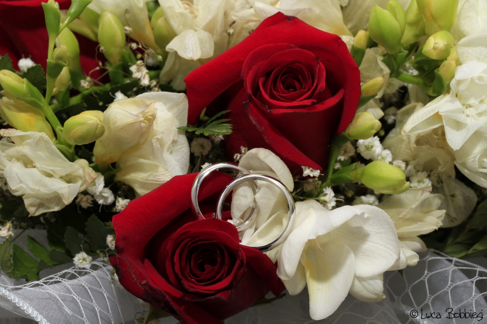 Bouquet & Wedding Ring