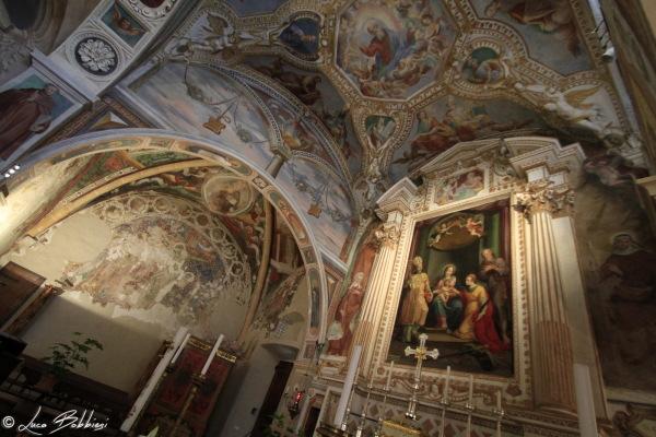 Chiesa dell'Eremo di Santa Caterina Del Sasso