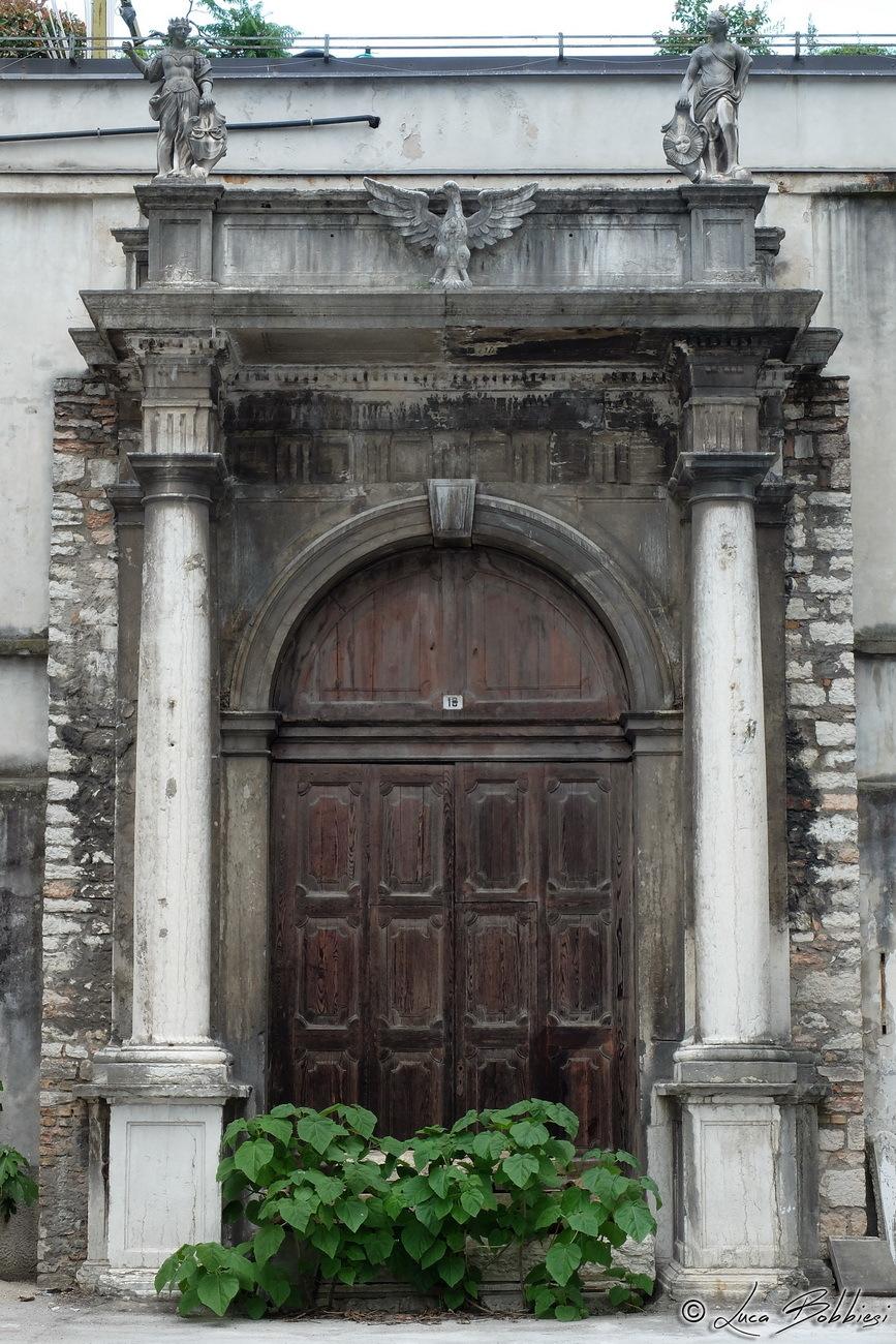 Door & Green