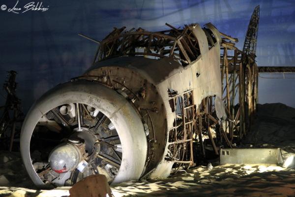 SIAI Marchetti S.79 Wreckage