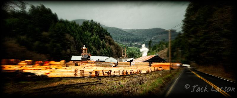 Dawson Lumber Mill