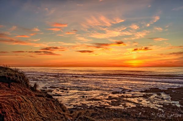 Anniversary Sunset