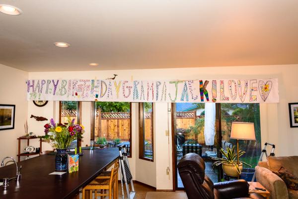 Granddaughters' Banner
