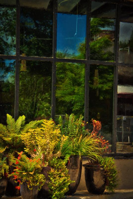 Reflections, Topaz Degas Dancers
