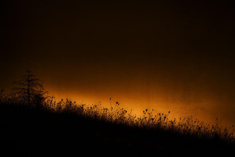 """Variations on a Pre-Sunrise Scene"" #3"