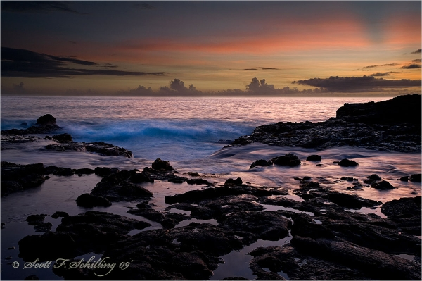 Hawaiian Twilight