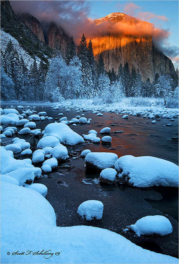 Yosemite Winter Light - Yosemite Podcast