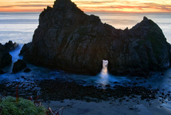 Big Sur - Pfeiffer Beach