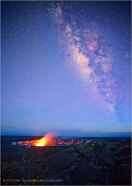 The Caldera - Big Island of Hawaii