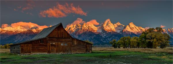 Mormon Barn