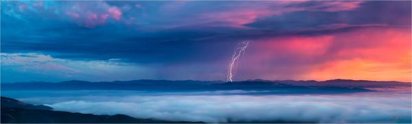 Santa Lucia Thunderstorm
