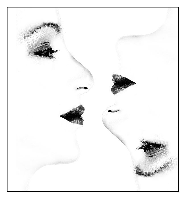 Two faces by DenisSm