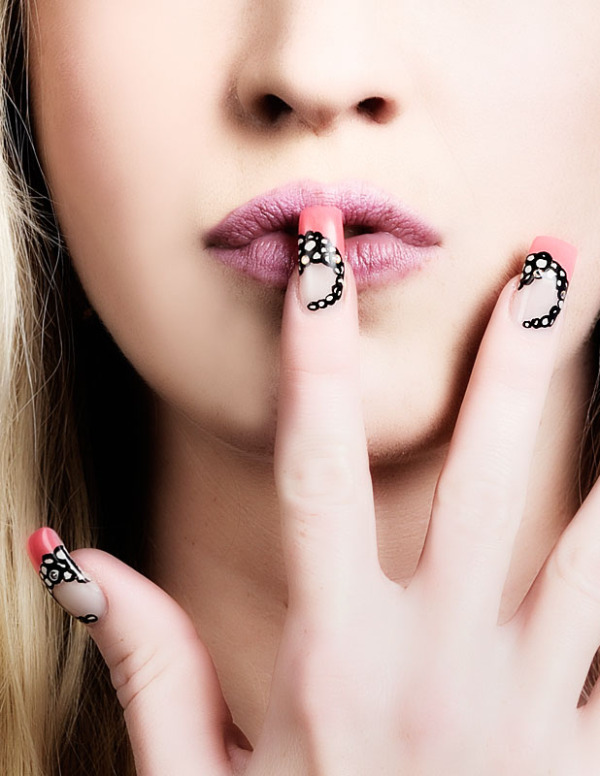 Woman`s Nails
