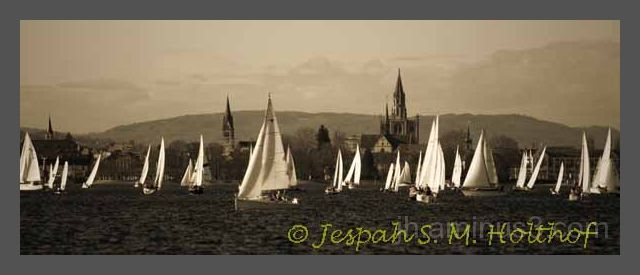 Sailing on the Bodensee 2