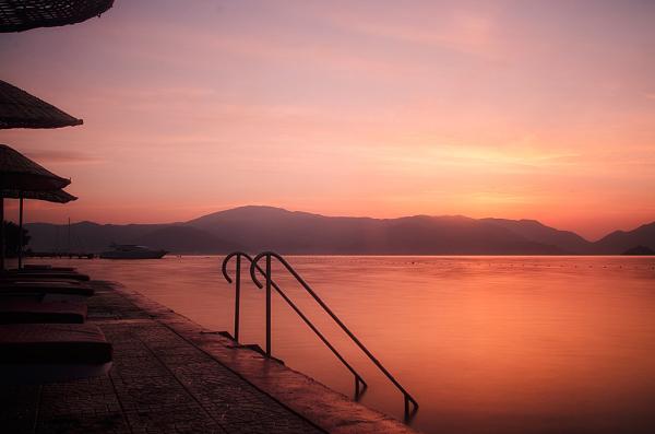 Sunrise From Marmaris