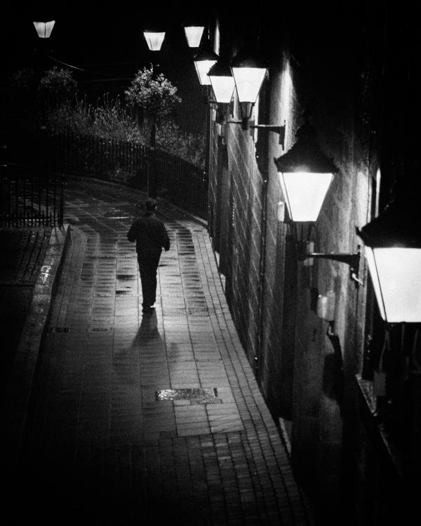 night in Aberdeen